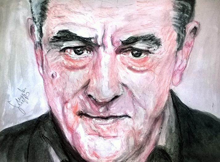Robert De Niro by Toyscape